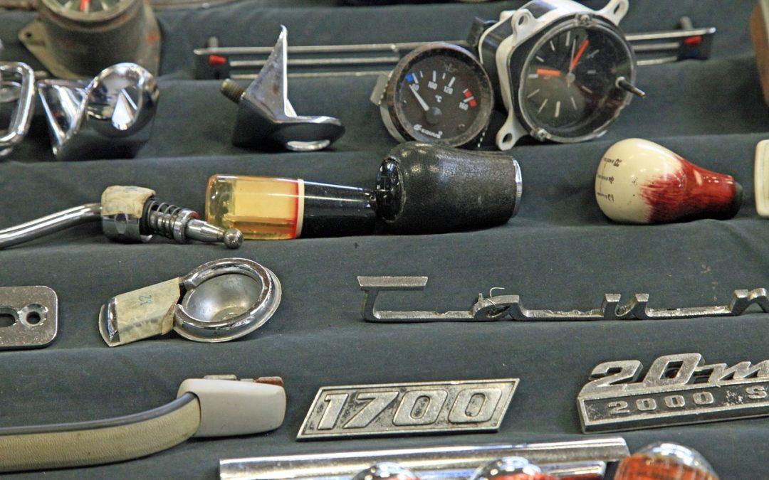 Der Gebrauchtmarkt für Autoteilehandel