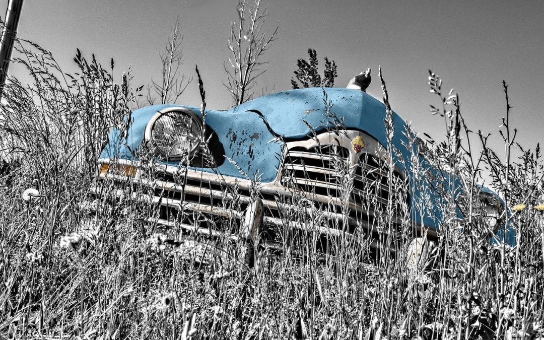 Das alte Auto kostenlos abmelden und verschrotten