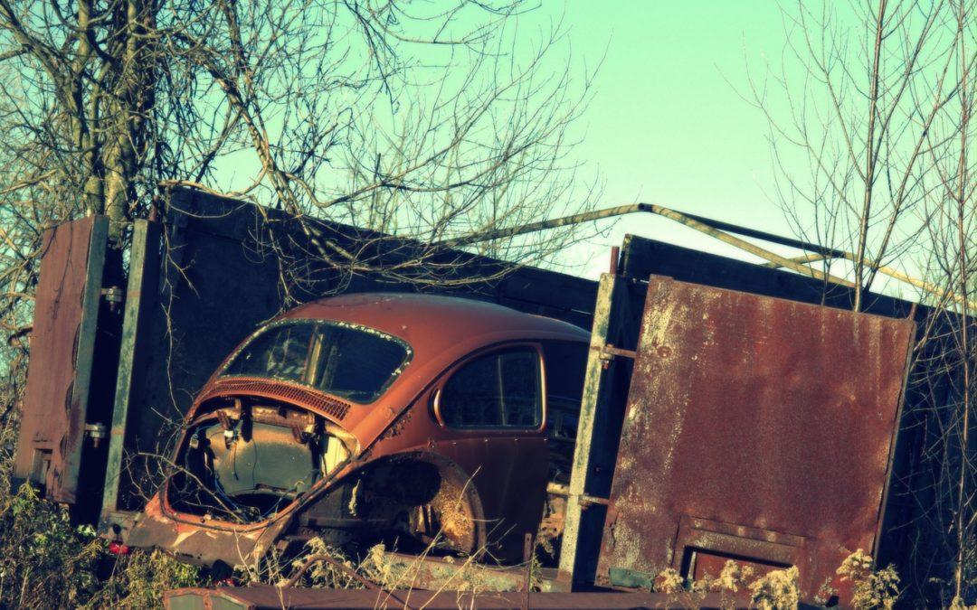 Das alte Auto verschrotten oder verkaufen?